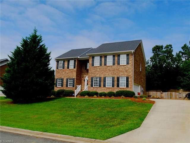 6541 Fieldmont Manor Drive, Tobaccoville, NC 27050 (MLS #994097) :: Ward & Ward Properties, LLC