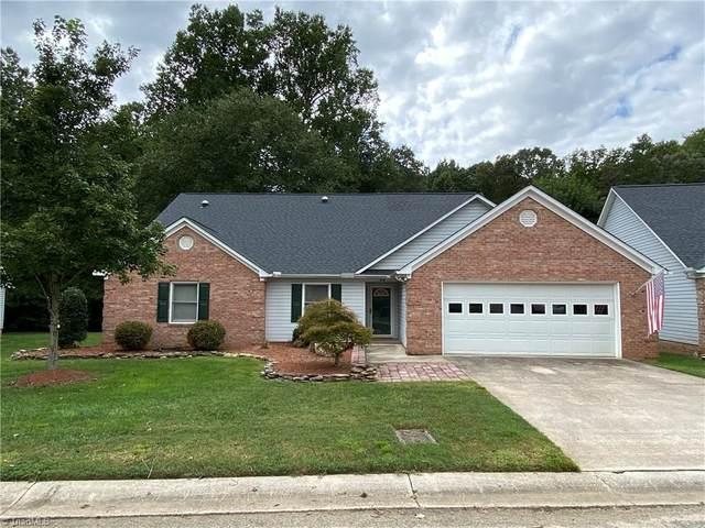 614 Hidden Creek Circle, Salisbury, NC 28147 (MLS #994131) :: Team Nicholson