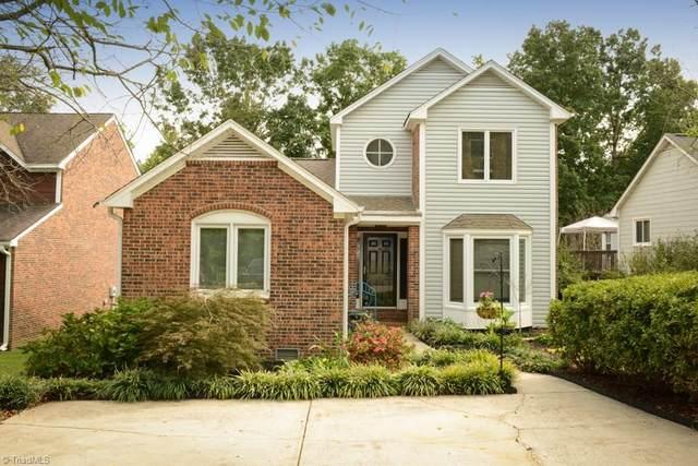 6109 Harbor View Lane, Greensboro, NC 27410 (MLS #994137) :: Ward & Ward Properties, LLC
