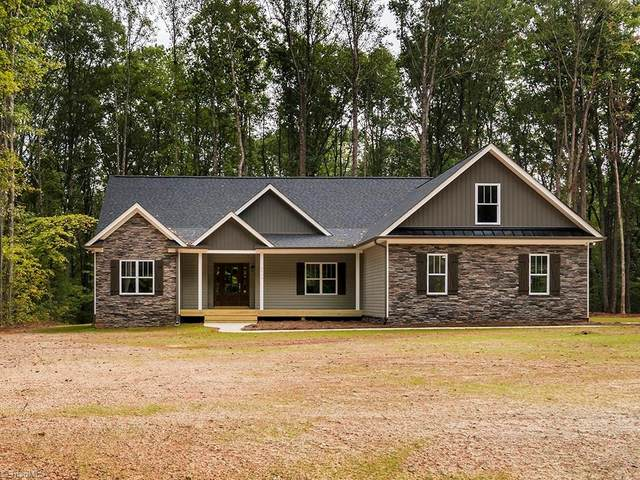 6135 S Nc Highway 62, Burlington, NC 27215 (MLS #994219) :: Ward & Ward Properties, LLC