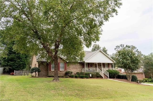 1941 Larkhill Drive, Kernersville, NC 27284 (MLS #994229) :: Berkshire Hathaway HomeServices Carolinas Realty