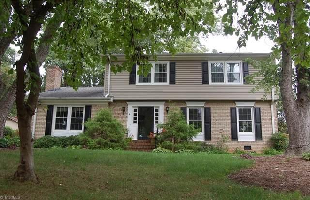 1802 Swannanoa Drive, Greensboro, NC 27410 (MLS #994279) :: Greta Frye & Associates | KW Realty Elite