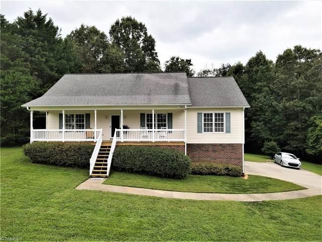 353 Yale Street, North Wilkesboro, NC 28659 (MLS #994283) :: Ward & Ward Properties, LLC