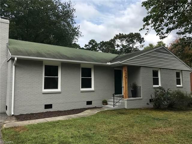 1606 Grantham Drive, High Point, NC 27265 (MLS #994320) :: Berkshire Hathaway HomeServices Carolinas Realty