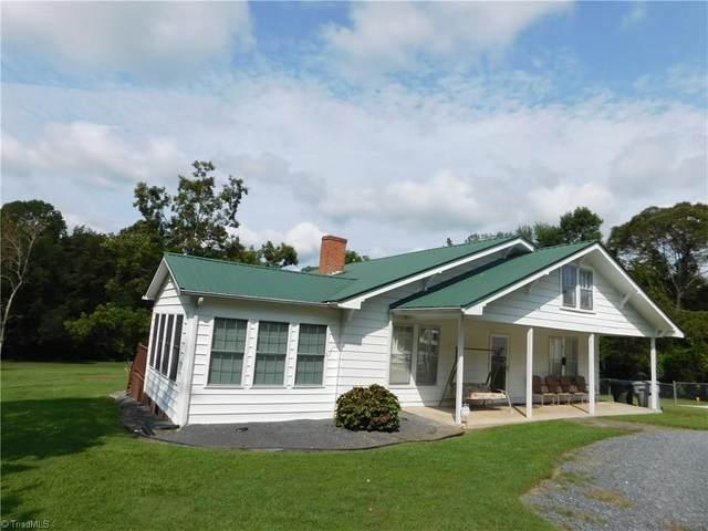 611 Peachtree Street, Asheboro, NC 27203 (MLS #994332) :: Berkshire Hathaway HomeServices Carolinas Realty