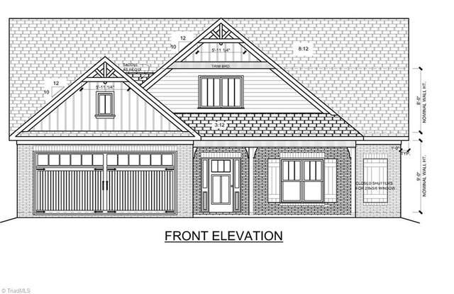 5713 Cedarmere Drive, Winston Salem, NC 27106 (MLS #994370) :: Ward & Ward Properties, LLC