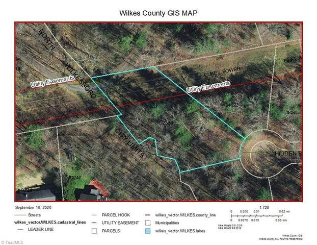 3 Hidden Brook Lane, North Wilkesboro, NC 28659 (MLS #994380) :: Ward & Ward Properties, LLC