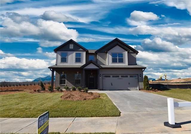 5654 Edgartown Street Lot #62, Colfax, NC 27235 (MLS #994406) :: Lewis & Clark, Realtors®