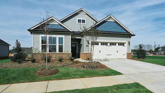 5038 Garnet Hill Drive #80, Clemmons, NC 27012 (MLS #994421) :: Berkshire Hathaway HomeServices Carolinas Realty