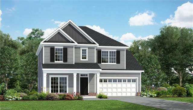 1624 Silver Lake Drive, Kernersville, NC 27284 (MLS #994425) :: Ward & Ward Properties, LLC