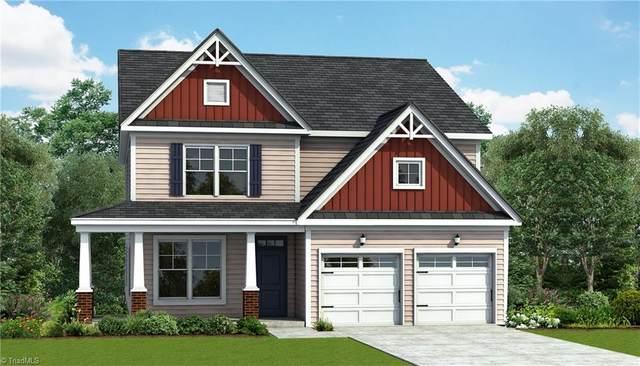 1625 Silver Lake Drive, Kernersville, NC 27284 (MLS #994431) :: Ward & Ward Properties, LLC