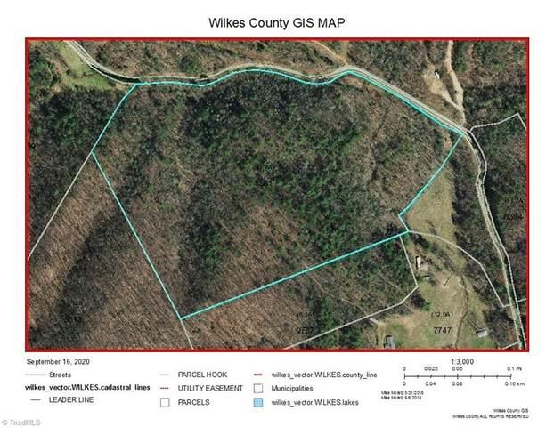 TBD Cane Creek Church Road, Mcgrady, NC 28649 (MLS #994501) :: Berkshire Hathaway HomeServices Carolinas Realty