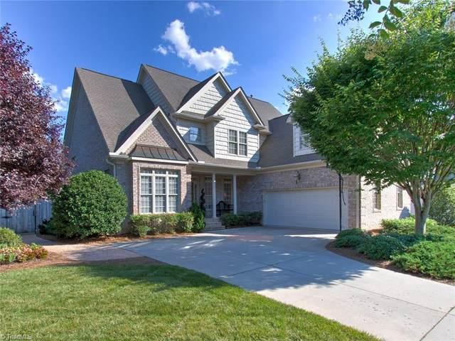 1401 Napper Drive, Greensboro, NC 27455 (MLS #994526) :: Ward & Ward Properties, LLC