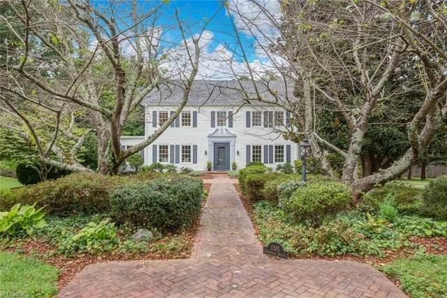 1315 Greenway Drive, High Point, NC 27262 (MLS #994603) :: Ward & Ward Properties, LLC