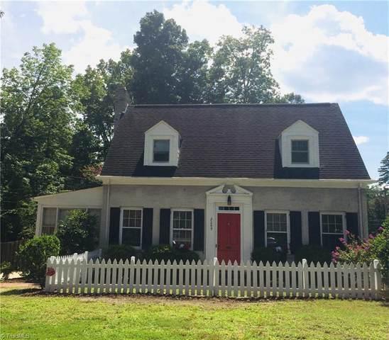 2209 W Friendly Avenue, Greensboro, NC 27403 (MLS #994612) :: Greta Frye & Associates | KW Realty Elite