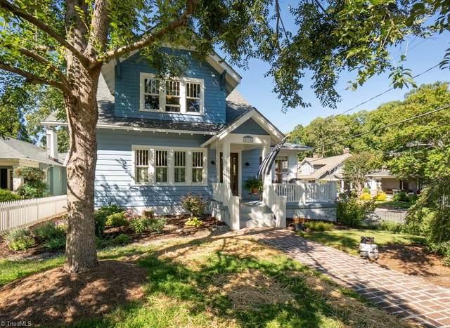 215 Isabel Street, Greensboro, NC 27401 (MLS #994632) :: Ward & Ward Properties, LLC