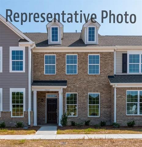 1752 Eastfall Street, Kernersville, NC 27284 (MLS #994687) :: Berkshire Hathaway HomeServices Carolinas Realty