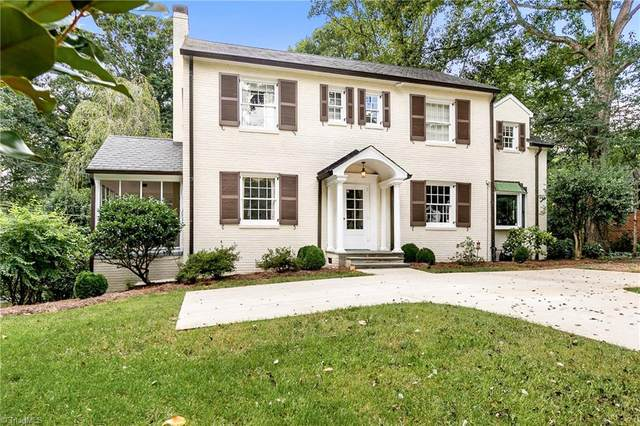 700 Roslyn Road, Winston Salem, NC 27104 (MLS #994688) :: Ward & Ward Properties, LLC
