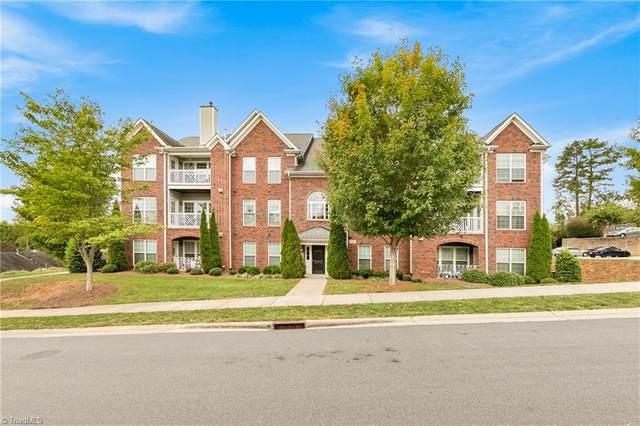 190 Shallowford Reserve Drive #102, Lewisville, NC 27023 (MLS #994714) :: Ward & Ward Properties, LLC