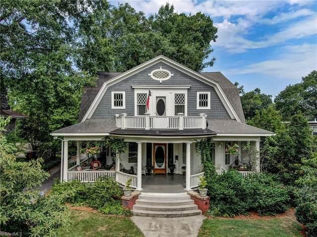 605 N Church Street, Greensboro, NC 27401 (MLS #994790) :: Ward & Ward Properties, LLC