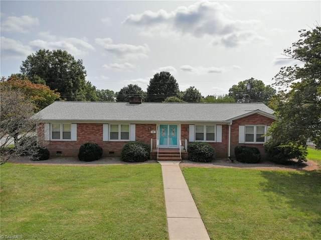 2901 Northampton Drive, Greensboro, NC 27408 (MLS #994796) :: Greta Frye & Associates | KW Realty Elite