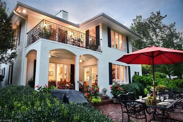 349 Sleepy Hollow Lane, Mount Gilead, NC 27306 (#994849) :: Mossy Oak Properties Land and Luxury