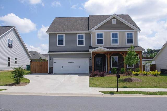 3105 York Place Drive, Walkertown, NC 27051 (MLS #994899) :: Team Nicholson