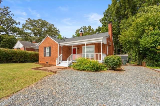 2910 Spring Garden Street, Greensboro, NC 27403 (MLS #994927) :: Berkshire Hathaway HomeServices Carolinas Realty