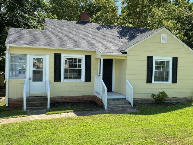 22 W Clemmonsville Road, Winston Salem, NC 27127 (MLS #994931) :: Berkshire Hathaway HomeServices Carolinas Realty