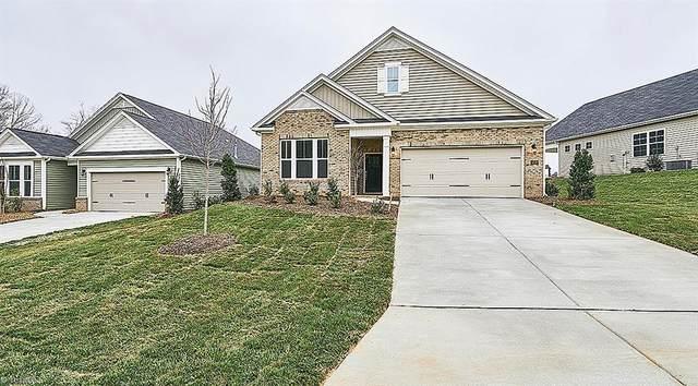 5032 Garnet Hill Drive #79, Clemmons, NC 27012 (MLS #994955) :: Berkshire Hathaway HomeServices Carolinas Realty