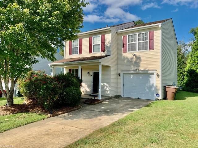 1944 Briar Run Drive, Greensboro, NC 27405 (MLS #994961) :: Team Nicholson