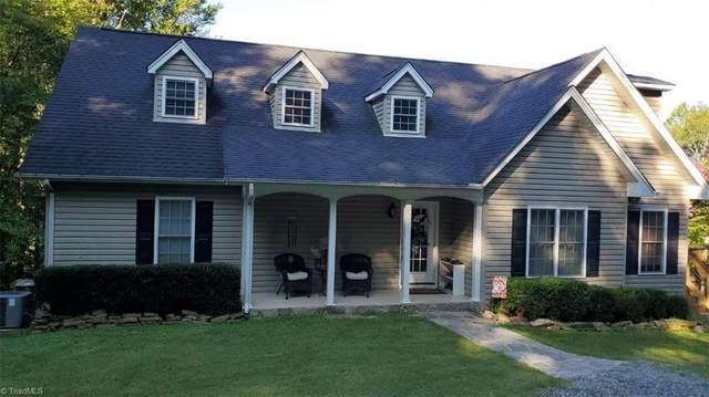 1121 Osmond Road, Semora, NC 27343 (MLS #994977) :: Ward & Ward Properties, LLC