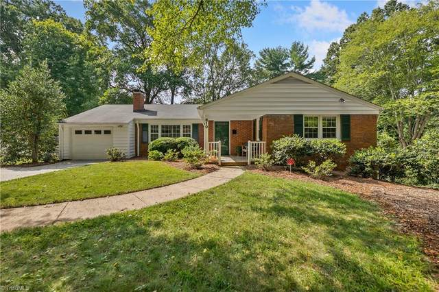 810 Shoreland Road, Winston Salem, NC 27106 (MLS #994986) :: Ward & Ward Properties, LLC