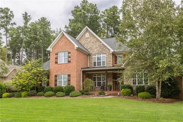 572 Inverness Drive, Winston Salem, NC 27107 (MLS #994990) :: Ward & Ward Properties, LLC