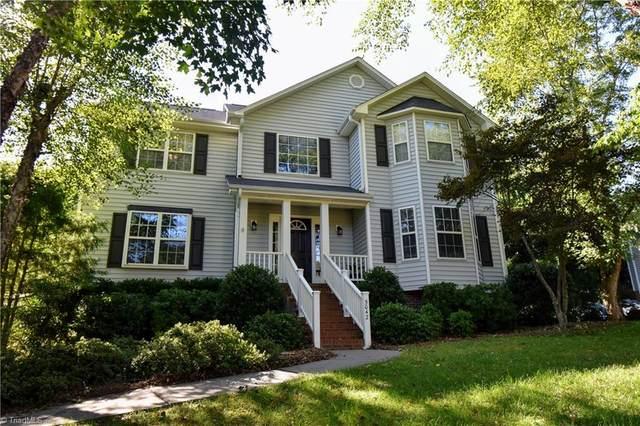 5042 Cobblestone Road, Winston Salem, NC 27106 (#995030) :: Premier Realty NC
