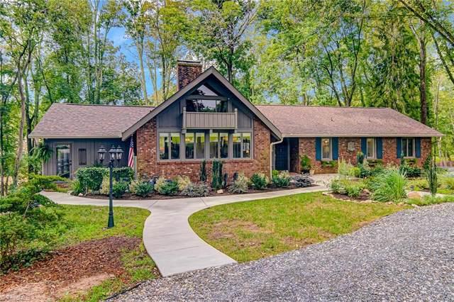 4310 Woodbourne Drive, Clemmons, NC 27012 (MLS #995035) :: Ward & Ward Properties, LLC