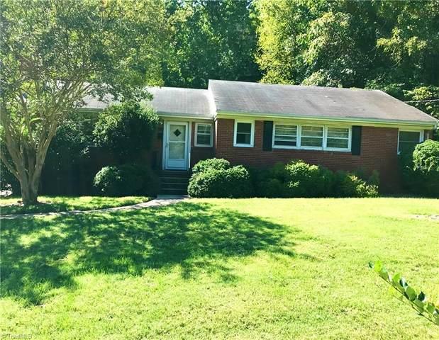1715 Efland Drive, Greensboro, NC 27408 (MLS #995039) :: Berkshire Hathaway HomeServices Carolinas Realty