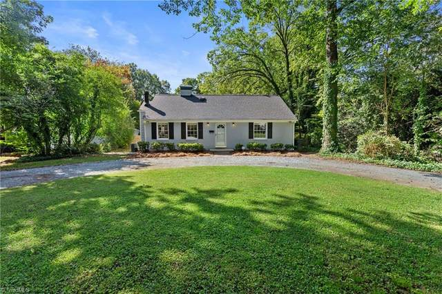 1803 Independence Road, Greensboro, NC 27408 (MLS #995142) :: Greta Frye & Associates | KW Realty Elite