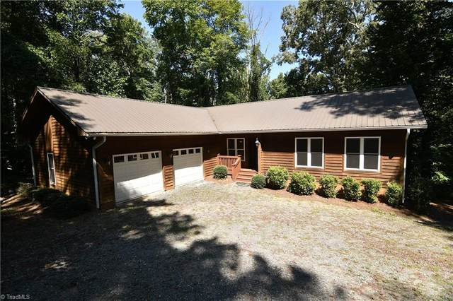 1851 Flat Rock Road, Reidsville, NC 27320 (MLS #995177) :: Greta Frye & Associates   KW Realty Elite