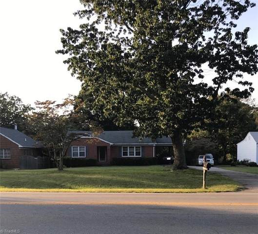2016 Richardson Drive, Reidsville, NC 27320 (MLS #995182) :: Berkshire Hathaway HomeServices Carolinas Realty