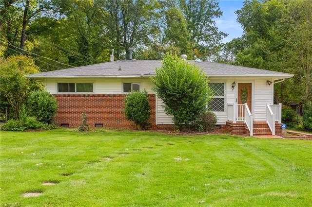 1814 Dublin Drive, Greensboro, NC 27408 (MLS #995202) :: Berkshire Hathaway HomeServices Carolinas Realty