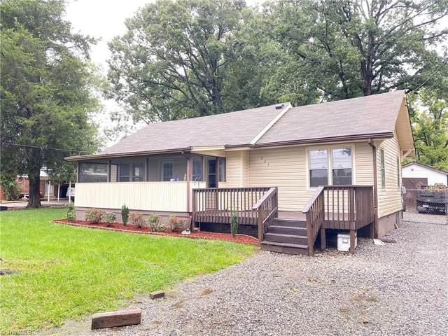 229 Crestwood Circle, High Point, NC 27260 (MLS #995208) :: Berkshire Hathaway HomeServices Carolinas Realty