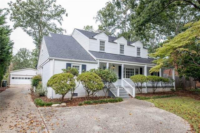 113 Brentwood Road, Greensboro, NC 27403 (MLS #995223) :: Berkshire Hathaway HomeServices Carolinas Realty