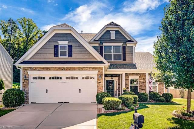 4437 Redfern Place, Winston Salem, NC 27107 (MLS #995231) :: Greta Frye & Associates | KW Realty Elite