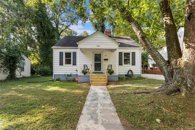 1811 Marion Street, Greensboro, NC 27403 (MLS #995273) :: Team Nicholson