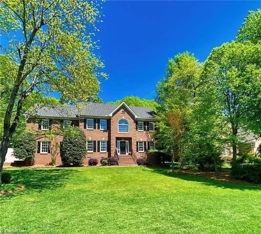 125 Thora Drive, Jamestown, NC 27282 (MLS #995283) :: Berkshire Hathaway HomeServices Carolinas Realty