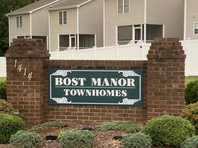 1406 Collins Drive, Burlington, NC 27215 (MLS #995330) :: Ward & Ward Properties, LLC