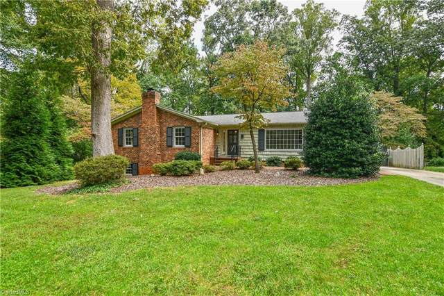 3314 Northampton Drive, Greensboro, NC 27408 (MLS #995358) :: Greta Frye & Associates | KW Realty Elite