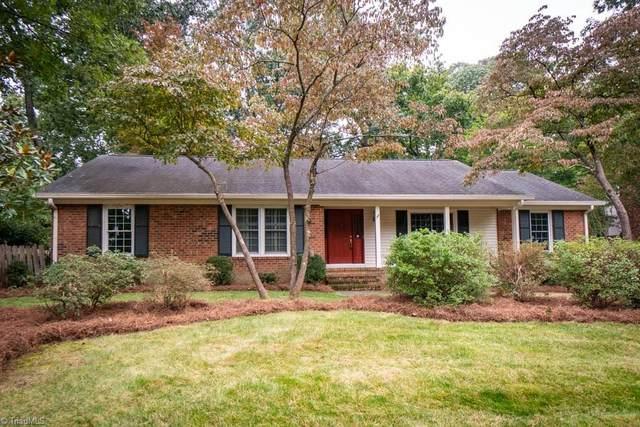 1003 Bridgewater Drive, Greensboro, NC 27410 (MLS #995364) :: Berkshire Hathaway HomeServices Carolinas Realty