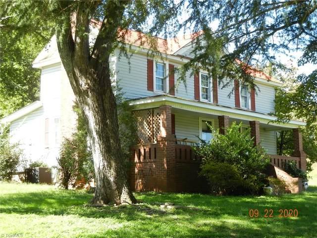 822 Janet Road, Stoneville, NC 27048 (MLS #995378) :: Berkshire Hathaway HomeServices Carolinas Realty